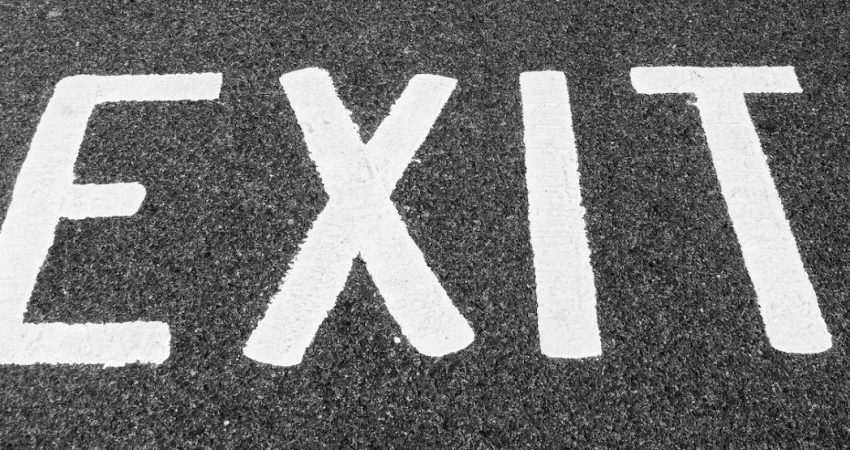 5 Options for Growth - Exit the Market