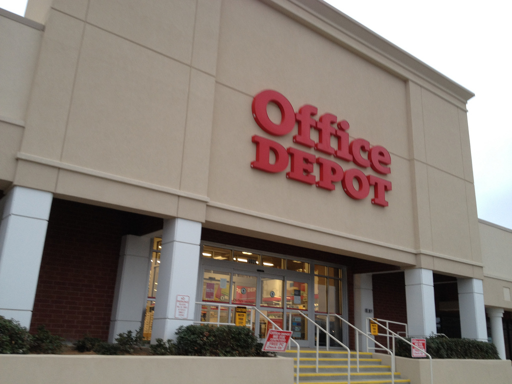 office depot strategic management Tom liversedge strategic account manager at office depot location northampton, united kingdom industry business supplies and equipment.