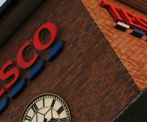 Tesco Exits the US