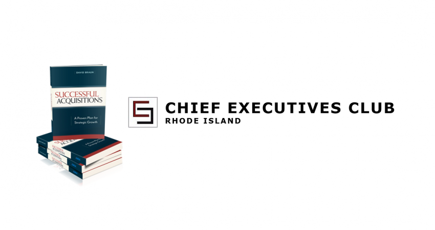 Successful Acquisitions at Chief Executives Club