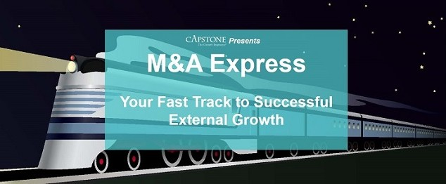 Capstone Launches M&A Express — the New Must-See Guide to Acquisitions
