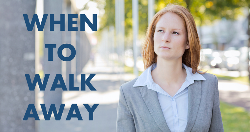 When to Walk Away - M&A Express Videocast