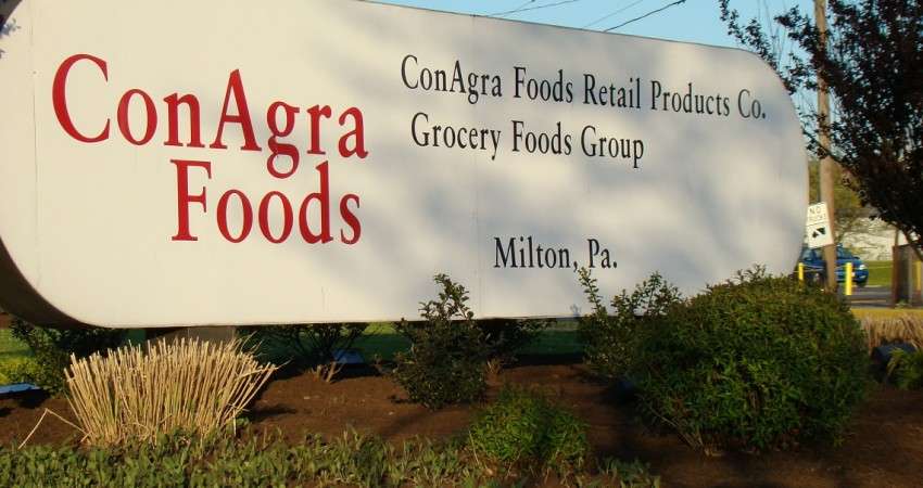ConAgra Foods Sells Ralcorp