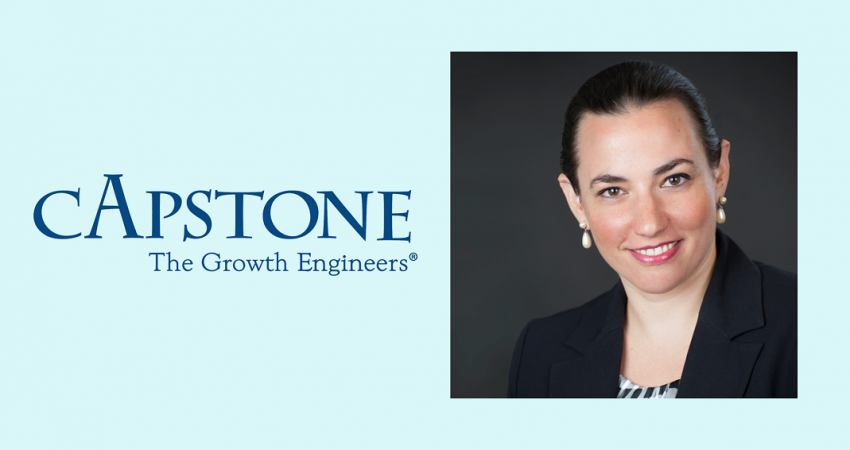 Capstone Strategic Promotes Edelweiss Harrison to Vice President