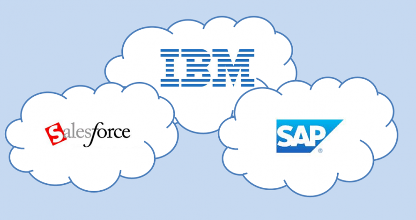 IBM Salesforce SAP Cloud