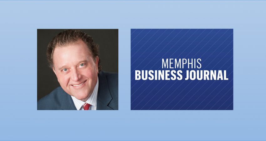Memphis Business Journal David Braun Verso 2016
