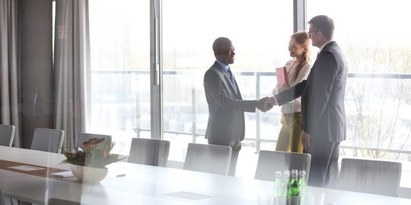 Key to Successful First Meetings