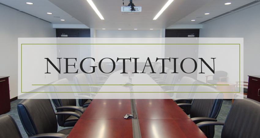 Negotiation in M&A Don't Ruin the Buyer Seller Relationship