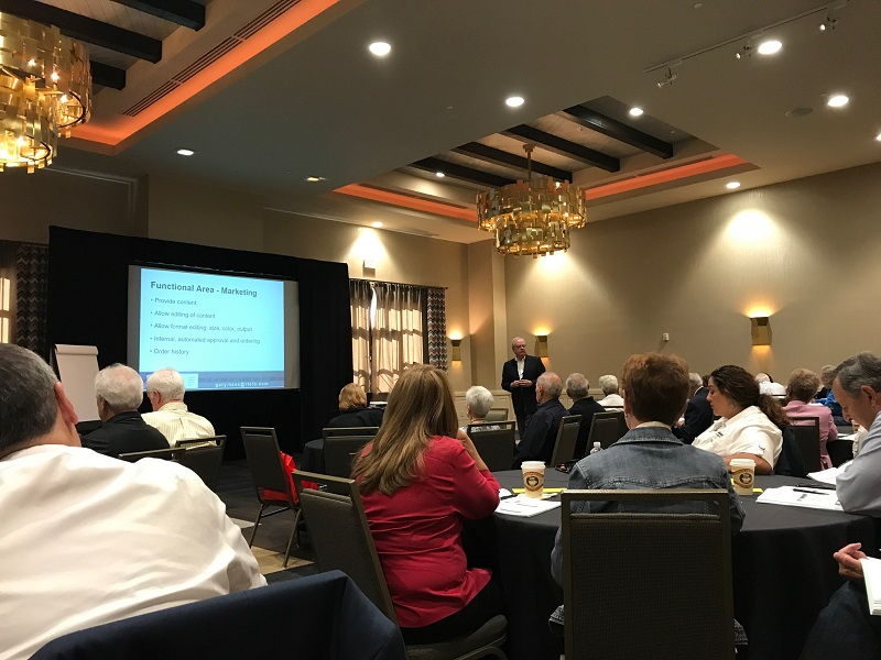 The Credit Union Products and Services Conference.