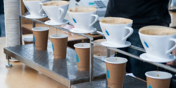 Nestlé Bets of Fast Growing Markets with Sweat Earth and Blue Bottle Coffee Deals