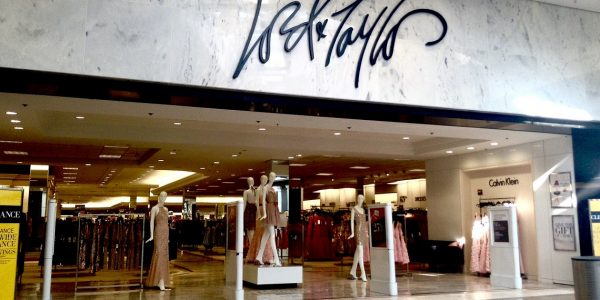 Department Stores Go Out of Style: Lord & Taylor Building to Sell to WeWork
