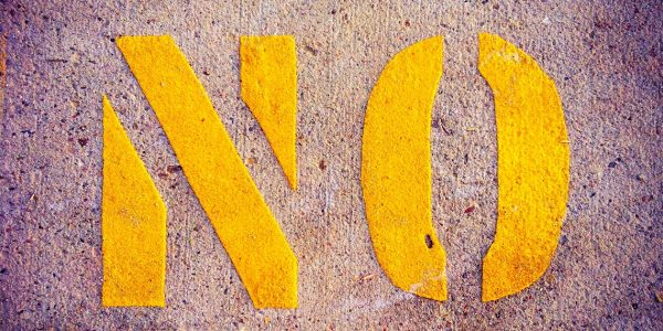 2 Reasons Why You Should Say No to Opportunity