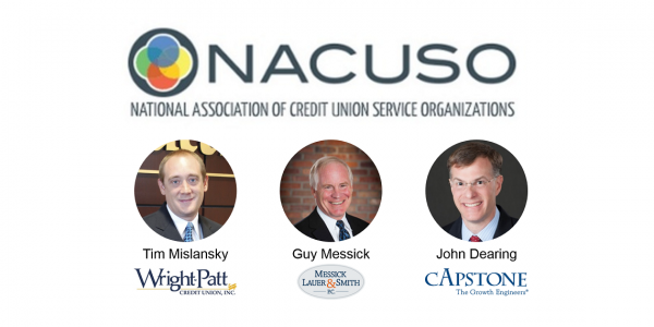 NACUSO webinar - Leveraging CUSOs for Noninterest Income