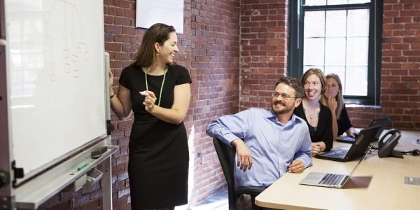 Rethink strategic growth by getting input from your team