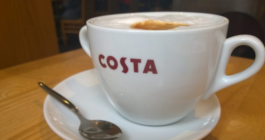 Coke buys Costa