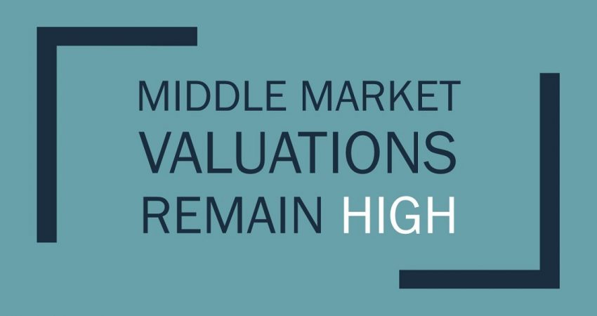 Middle Market Valuations