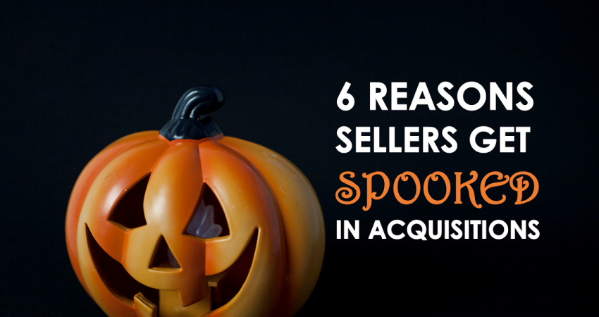 6 reasons sellers get spooked